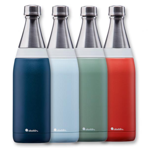 Farbauswahl Fresco Isoilierflaschen Edelstahl