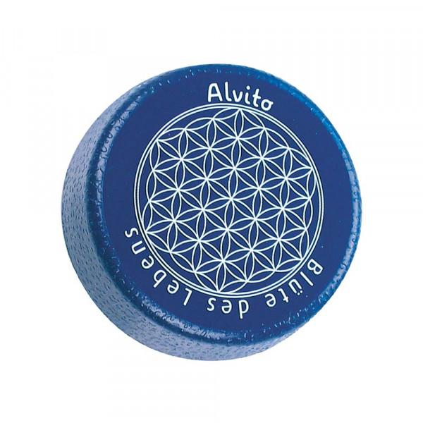 Deckel mit Blume des Lebens für blaue Tritan™ Flaschen (500, 750, 1000 ml)