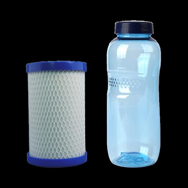 Filtereinsatz CB-5 Premium für MULTI-PURE + gratis Trinkflasche(n)
