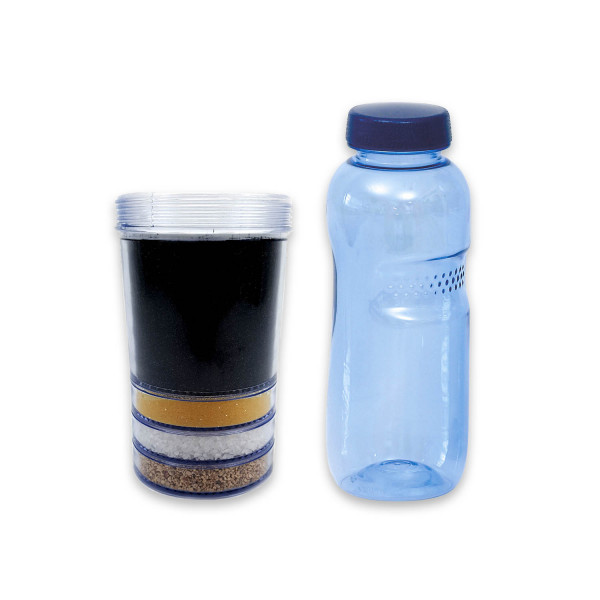 YVE-BIO® 4-step Supreme Kartusche-A Origin, Ersatzkartusche + Trinkflasche(n)