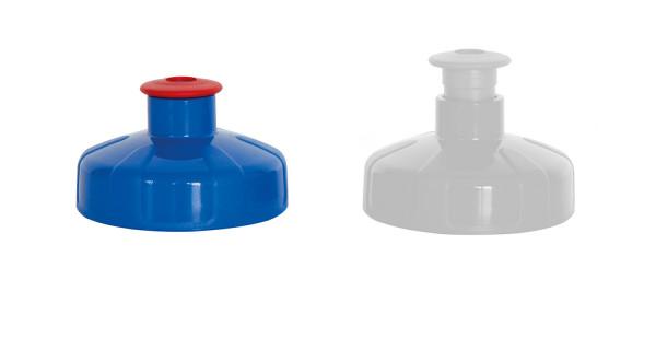 Trinkdeckel push & pull für blaue Tritan™ Flaschen (500, 750, 1000 ml)